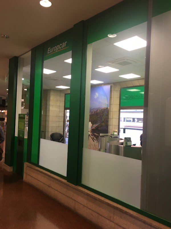 Europcar Orense Estación De Tren