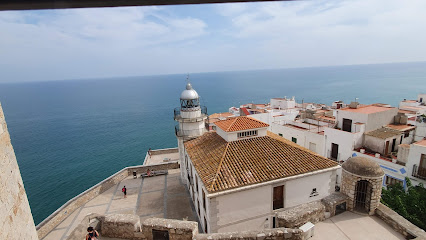 Lighthouse of Peñiscola