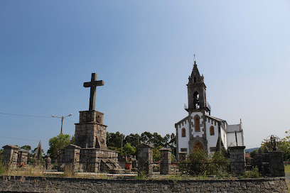 Parroquia de San Vicente de Meiras