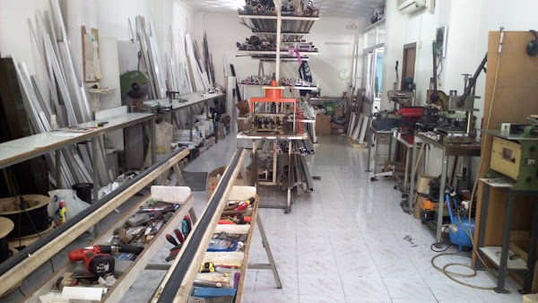 Carpinteria de Aluminio Manuel Moreno