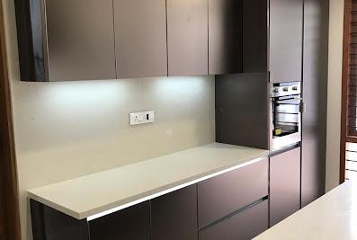 Quisine Kitchen – Lavanda Modular Kitchens, Interiors and WardrobesKozhikode