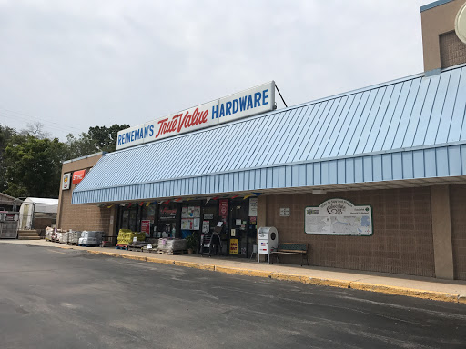 Home Improvement Store «Reinemans True Value», reviews and photos, 417 Milwaukee Ave, Burlington, WI 53105, USA