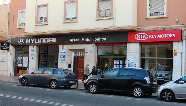 Arsan Motor Iberica SL