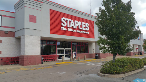 Office Supply Store «Staples», reviews and photos, 163 Highland Ave, Needham, MA 02494, USA