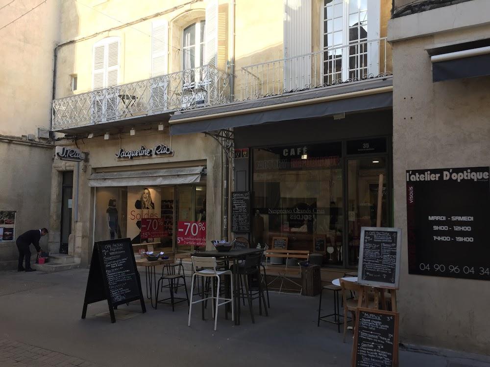 photo du resaurant Café Factory République