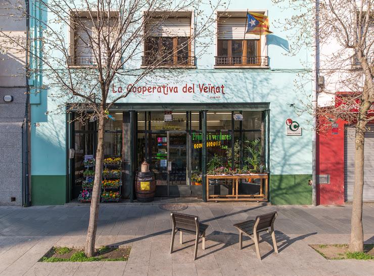 La Cooperativa del Veïnat Carrer Major, 78, 17190 Salt, Girona