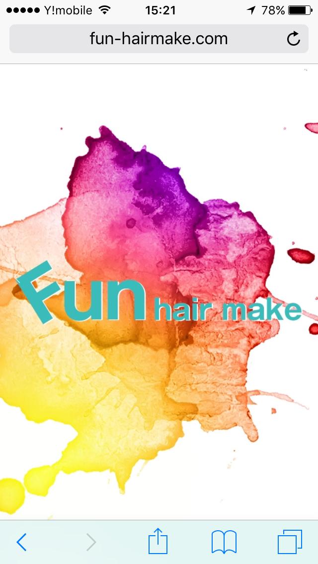 Fun hair make