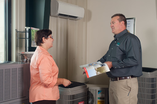 HVAC Contractor «Green Valley Cooling & Heating», reviews and photos
