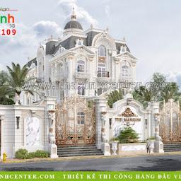 Biệt Thự Đẹp - Thương Hiệu 20 Năm - Công Ty Kiến Trúc Nhà Xinh