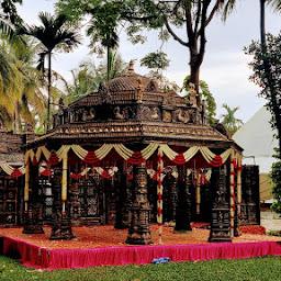 Nesara Centre For Culture | Luxury wedding venue in Bangalore