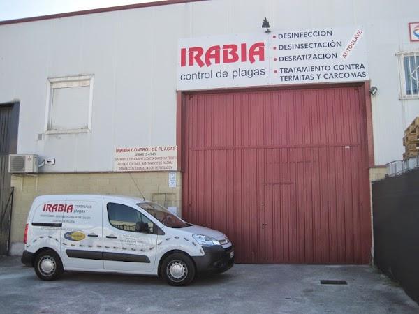Control de Plagas - Irabia Gipuzkoa