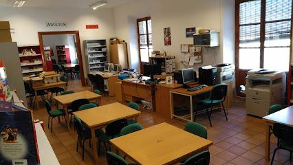 Biblioteca Pública Municipal de Villaescusa de Haro