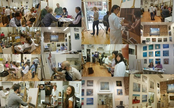 Academia de Pintura DeCinti Villalón