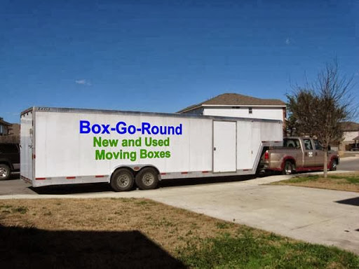 Box-Go-Round New & Used Moving Boxes, San Antonio, TX, Moving Supply Store