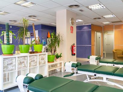 imagen de masajista Centro Quiropráctico Sant Joan Despí