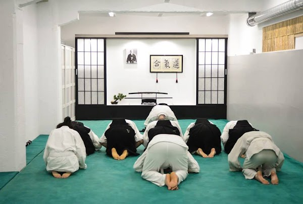 Aikido Club Amagoia Jai Alai
