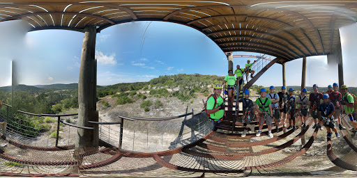 Tourist Attraction «Helotes Hill Country Ziplines», reviews and photos, 18026 Frank Madla Rd, Helotes, TX 78023, USA