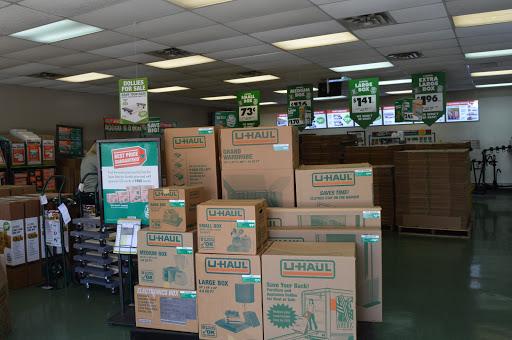 RV Storage Facility «U-Haul Moving & Storage of Memorial City», reviews and photos