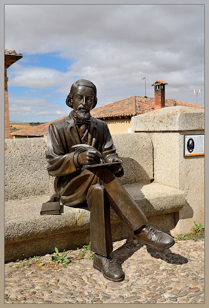 Escultura de José Zorrilla
