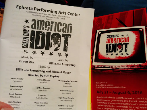 Performing Arts Theater «Ephrata Performing Arts Center», reviews and photos, 320 Cocalico St, Ephrata, PA 17522, USA