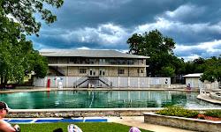 Hancock Springs Free Flow Swim Area