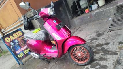 Oasis Paint (Cat Motor) - Jl. Pulau Saelus, Denpasar