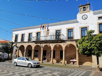 Ayuntamiento de Valencia de Alcántara