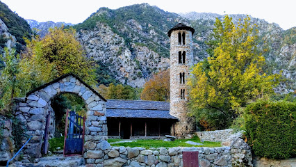 Church of Santa Coloma d'Andorra