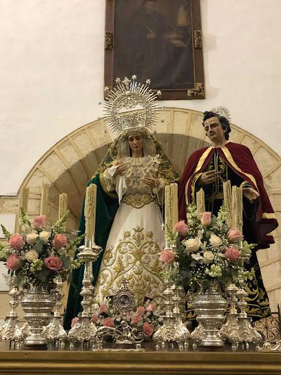 Parroquia de San Sebastián de Pedrera