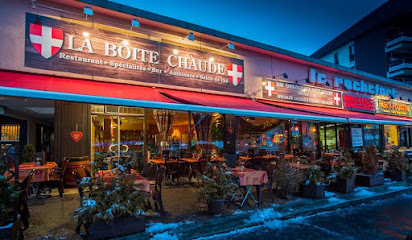 photo du restaurant Restaurant La Boîte Chaude