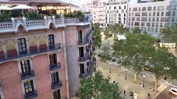 Hotel Condes de Barcelona Passeig de Gràcia, 73, 08008 Barcelona