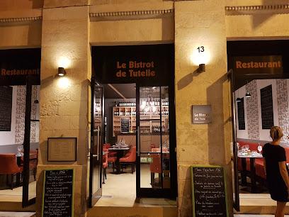photo du restaurant Le Bistrot de tutelle