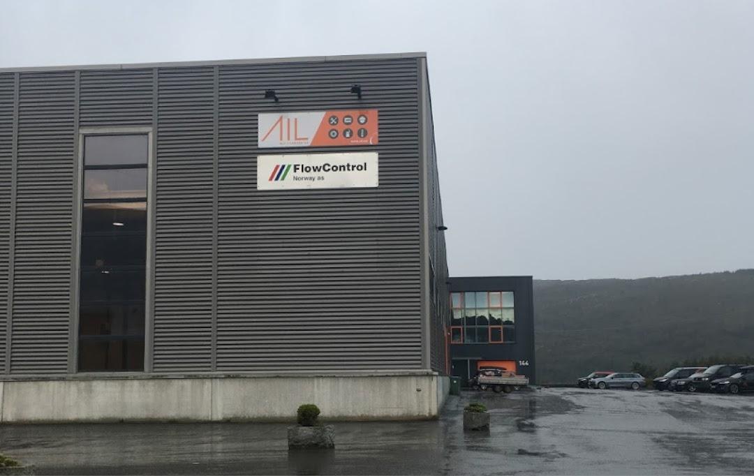 Alf I Larsen AS avd. Hordaland