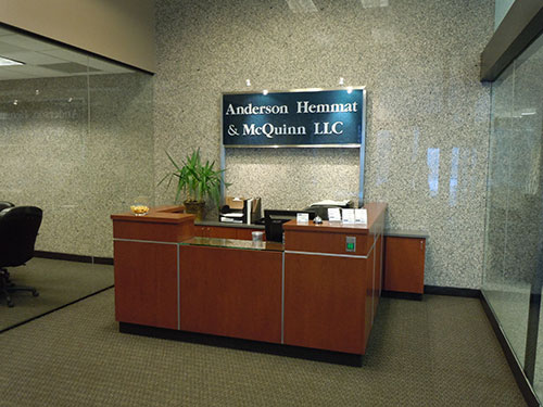 Personal Injury Attorney «Anderson Hemmat L.L.C.», reviews and photos