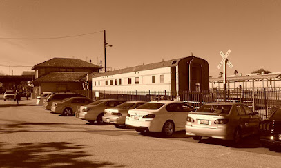 Millbrae Train Museum