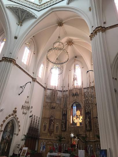 Parròquia Puríssima Xiqueta i Sant Pere Apòstol