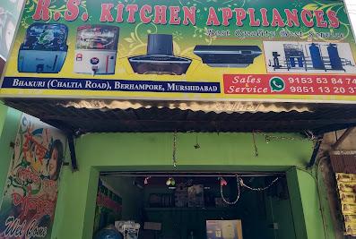 R.S. Kitchen AppliancesBerhampore
