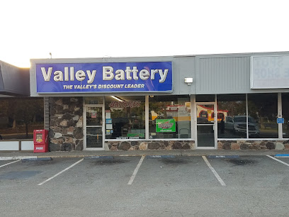 Car battery store Valley Battery