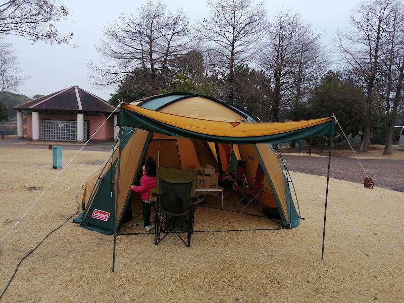 場 キャンプ 海浜 公園 赤穂 オート