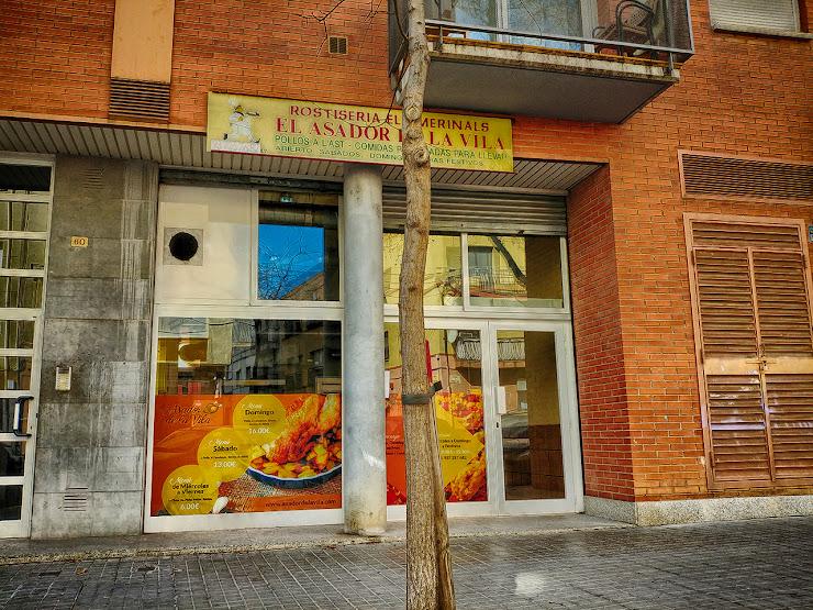 Rostisseria Asador de la Vila Carrer de la Palma, 60, 08205 Sabadell, Barcelona