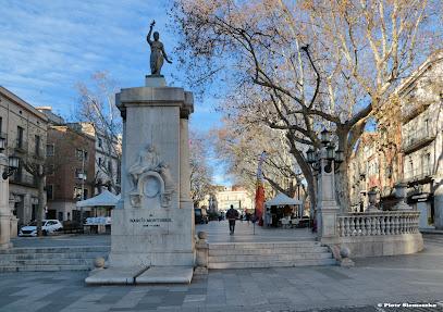 Monument a Narcís Monturiol