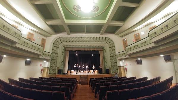 Teatro Gran Coliseo