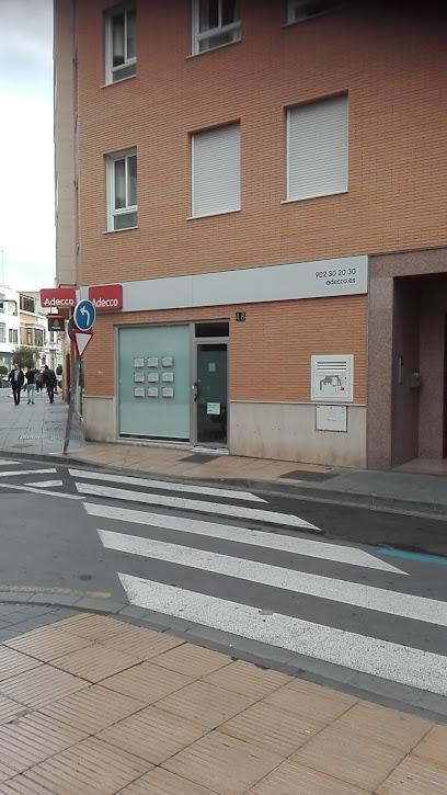 Adecco E T T, ETT en Almería