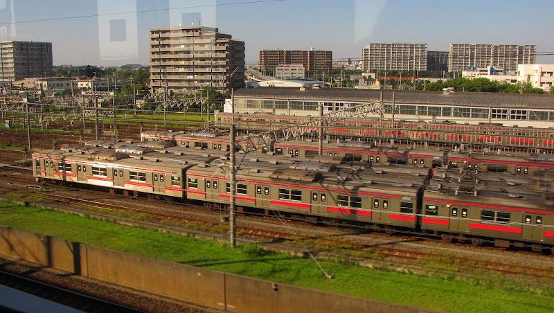 JR東日本 京葉車両センター