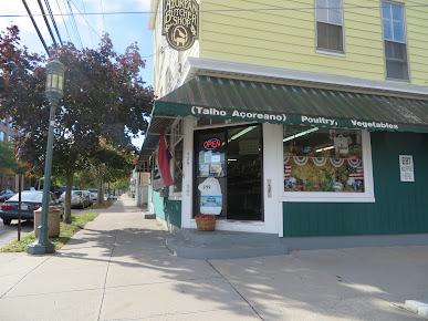 Azorean Butcher Shop