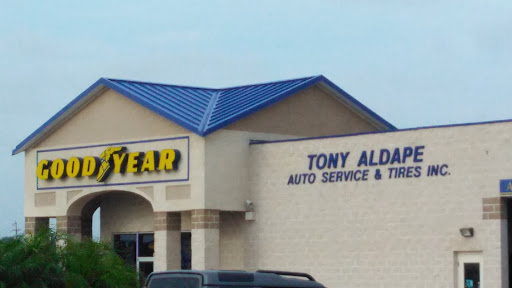 Tire Shop «T ALDAPE AUTO SERVICE & TIRES», reviews and photos, 9502 McPherson Rd, Laredo, TX 78045, USA