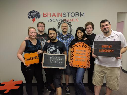 Amusement Center «Brainstorm Escape Games», reviews and photos, 3060A Business Park Drive, Norcross, GA 30071, USA