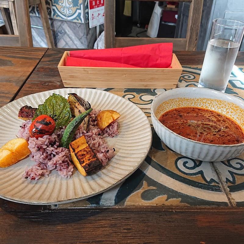 スープカレーとプリンの店 パッション駒沢