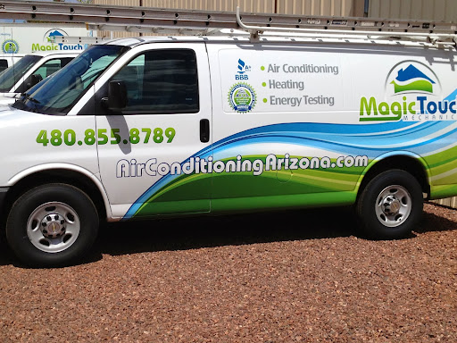 Air Conditioning Contractor «Magic Touch Mechanical», reviews and photos
