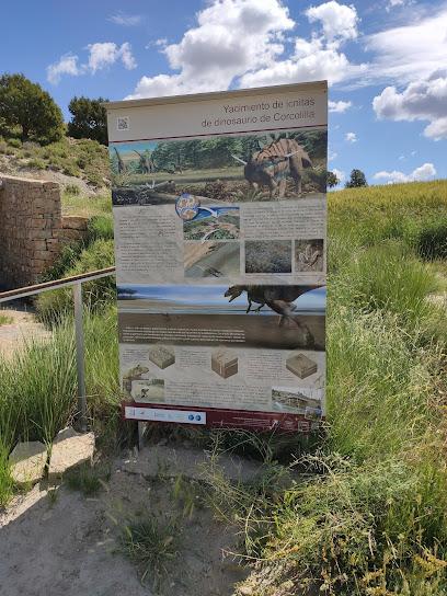 Yacimiento De Huellas De Dinosaurios De Corcolilla